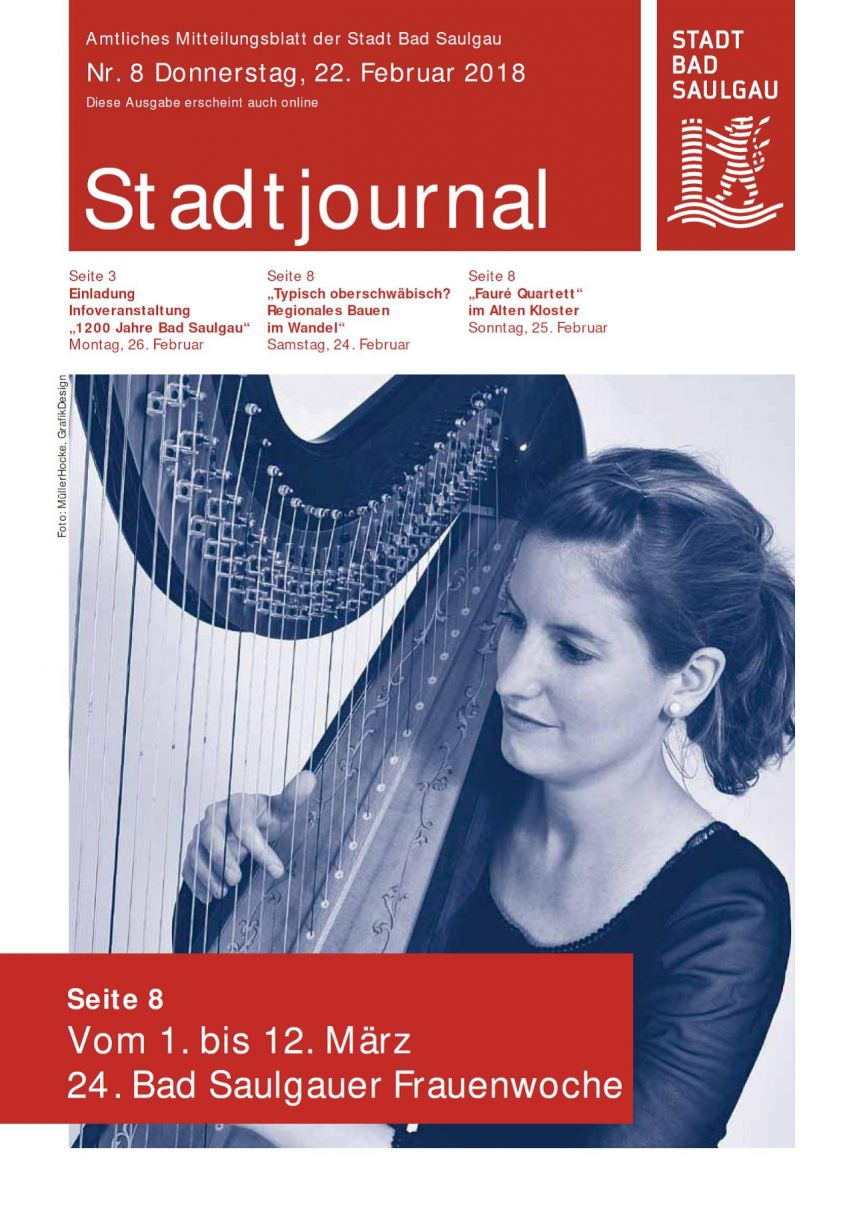 Stadtjournal Bad Saulgau