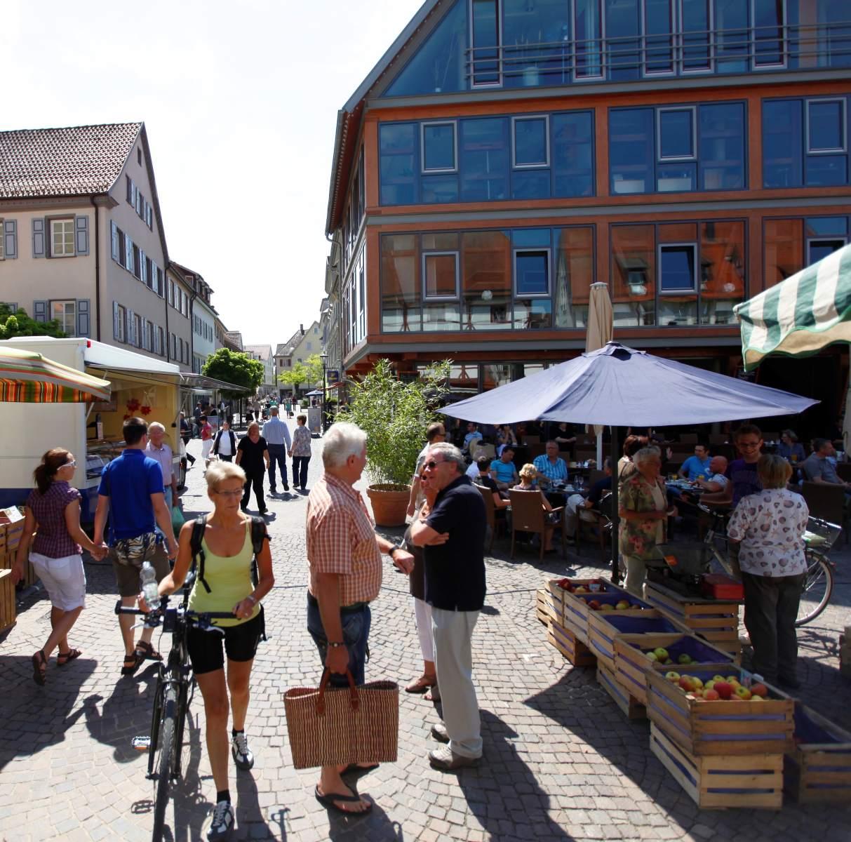 Stadt Bad Saulgau :: Ein Herzliches Grüß Gott Aus Bad Saulgau